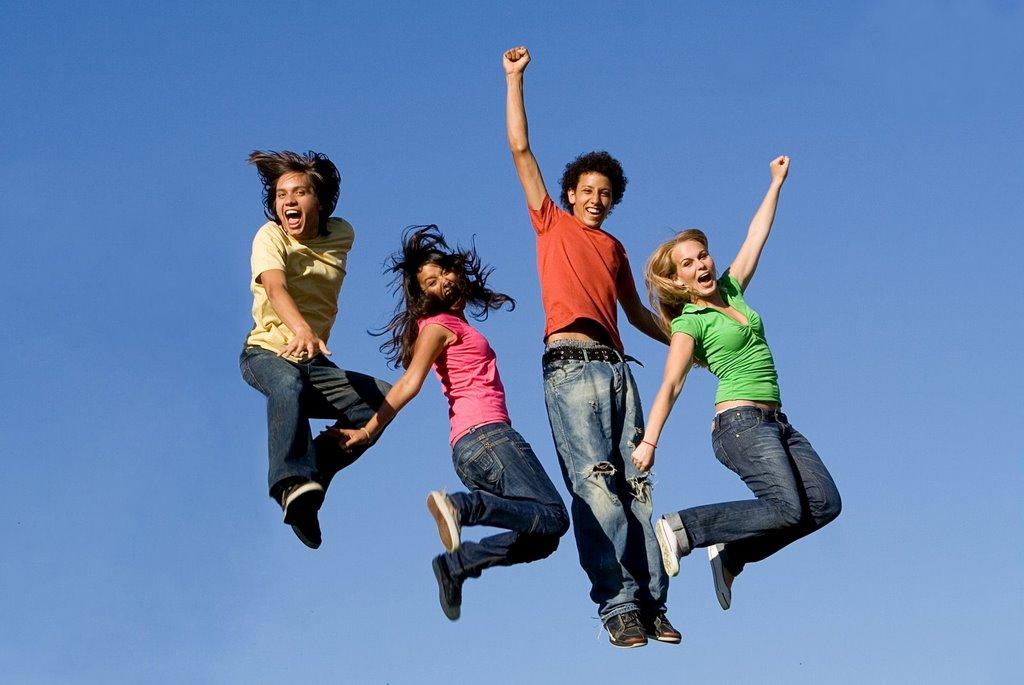 Programmes individuels de cour de l'adolescence un